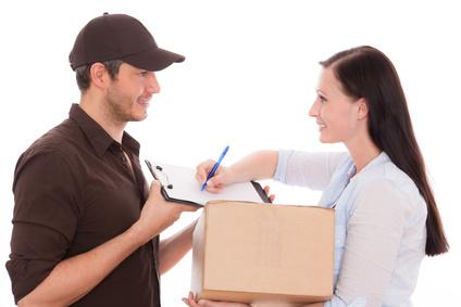 Einige amerikanische Anbieter bieten ihren Kunden die Möglichkeit, die Waren auch nach Deutschland liefern zu lassen.