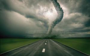 Als Hurrikan wird ein tropischer Wirbelsturm bezeichnet, wenn er mindestens Windstärke 12 erreicht und sich im Atlantik oder im Nordpazifik östlich der Datumsgrenze entwickelt.
