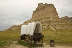 Das Scotts Bluff National Monument ist ein Schutzgebiet im US-Bundesstaat Nebraska.