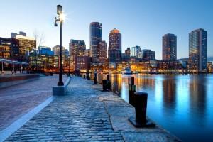 Boston ist die größte Stadt in Neuengland und Hauptstadt des US-Bundesstaates Massachusetts.