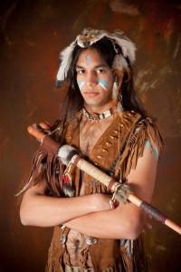 Insgesamt leben in Nordamerika rund 3,5 bis 4 Millionen Indianer.