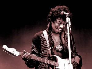 In Seattle wurde der Musiklegende Jimi Hendrix ein Denkmal errichtet.