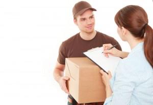 Für Pakete gibt es in den USA sehr strikte Vorschriften.