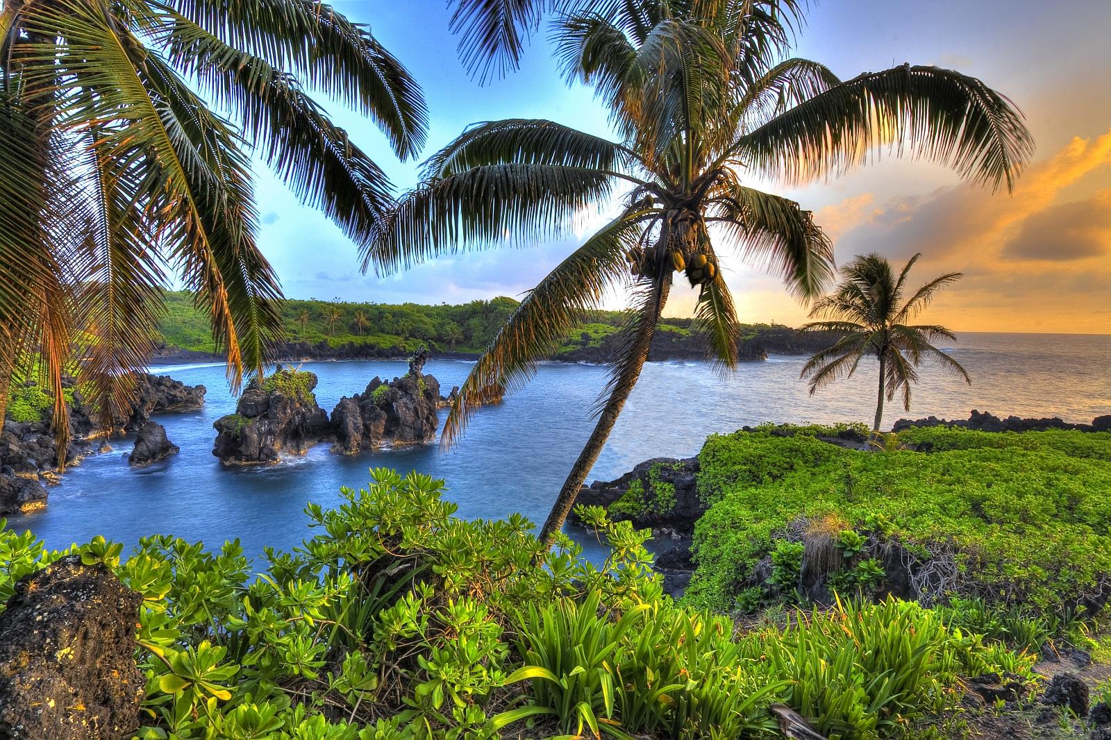 Hawaii Der Aloha Staat Im Pazifischen Ozean Usatipps De