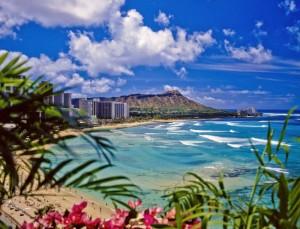 Der Waikīkī Beach ist einer der berühmtesten Strände der Welt.