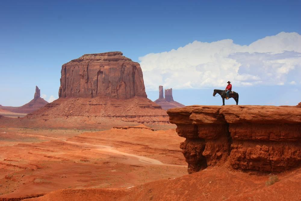 Die unendlichen Weiten und Landschaften des Monument Valleys sind wunderschön anzusehen.