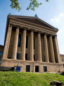 Das Philadelphia Museum of Art ist ein Kunstmuseum in Philadelphia.