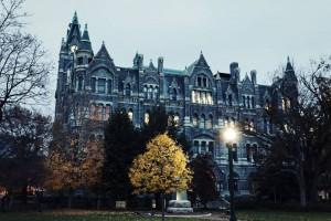 Das Rathaus der Hauptstadt Richmond ist ein wunderschönes Gebäude.