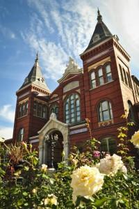 Die Smithsonian Institution wurde 1846 gegründet.