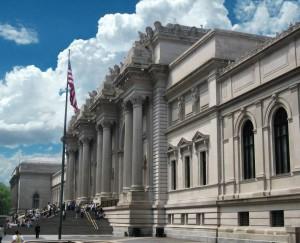 Das Metropolitan Museum of Art ist eines der berühmtesten Museen der Welt.