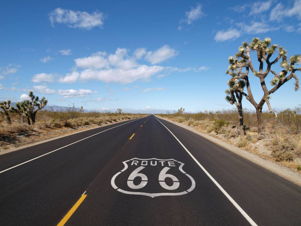 route 66 in den usa die mutter aller stra en. Black Bedroom Furniture Sets. Home Design Ideas
