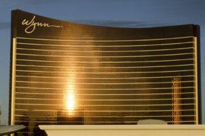 Das Wynn Las Vegas ist mit 4750 Zimmern eines der fünf größten Hotels der Welt.