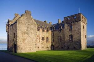 Die Burg Newark Castle ist eines der historischen Highlights der Stadt Newark.