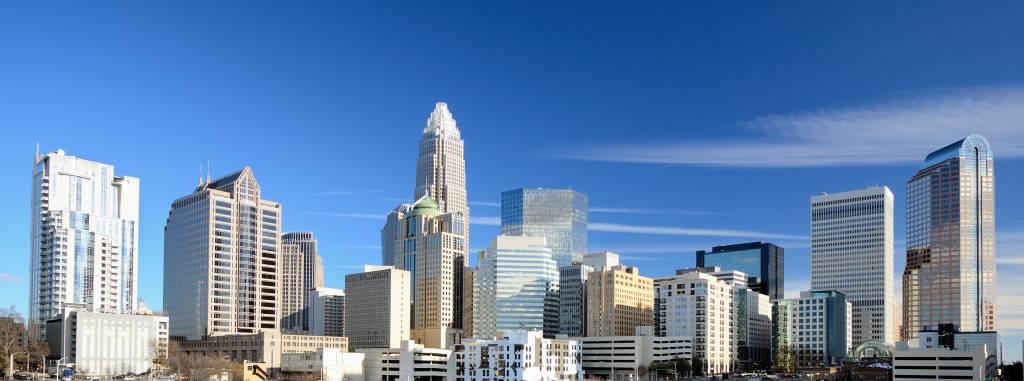 Mit über 670.000 Einwohnern ist Charlotte die größte Stadt des US-Bundesstaates North Carolina.