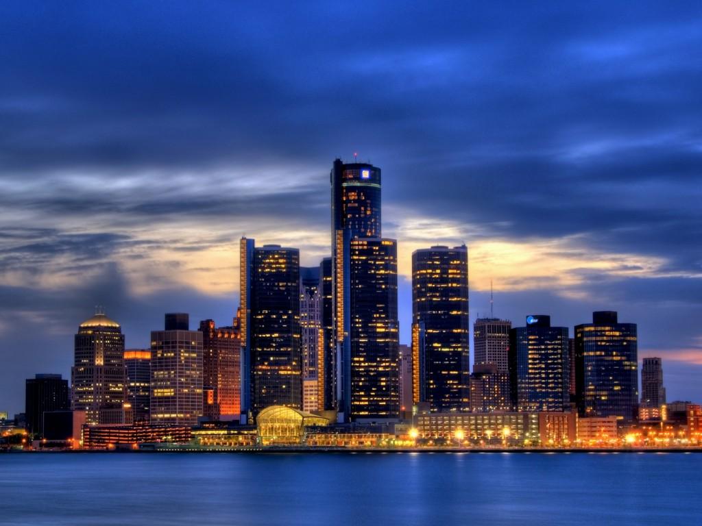 Detroit ist mit über 950.000 Einwohnern die größte Stadt des US-Bundesstaates Michigan.