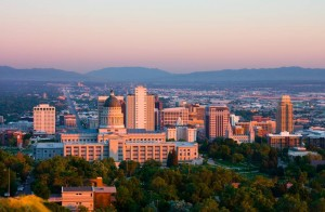 Mit 186.000 Einwohnern ist Salt Lake City die größte Stadt des US-Bundesstaates Utah und gleichzeitig seine Hauptstadt.