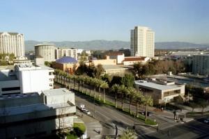 San José in Kalifornien hat rund 950.000 Einwohner.