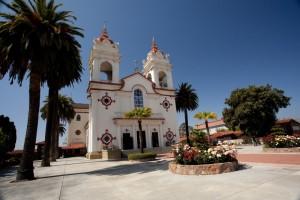 Die Five Wounds Church in San José ist eines der Wahrzeichen der Stadt.