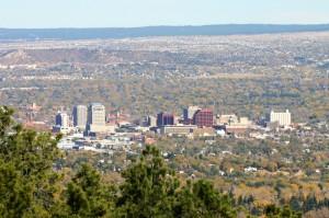 Colorado Springs ist mit über 460.000 Einwohnern die zweitgrößte Stadt des US-Bundesstaates Colorado.