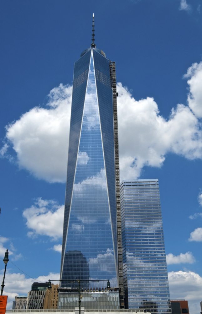 one world trade center in new york das h chste geb ude