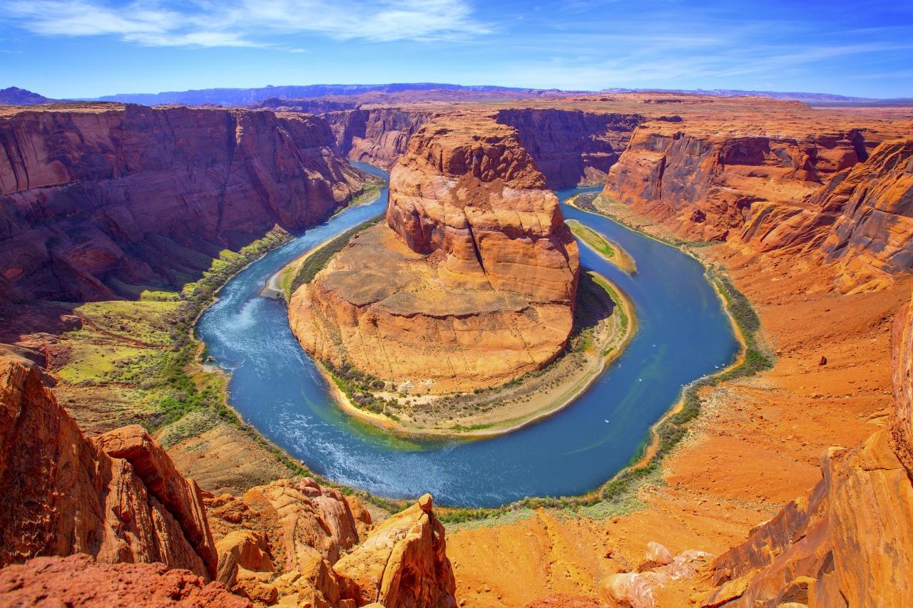 colorado river der vater des grand canyons. Black Bedroom Furniture Sets. Home Design Ideas