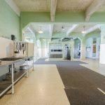 Inzwischen kann auf Alcatraz unter anderem der Speisesaal besichtigt werden.