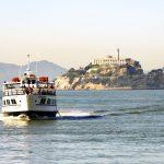Mit über einer Millionen Besuchern pro Jahr ist Alcatraz eine Touristenattraktion, die per Boot zu erreichen ist.