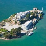 Alcatraz ist eine 8,5 Hektar große US-amerikanische Insel in der Bucht von San Francisco.