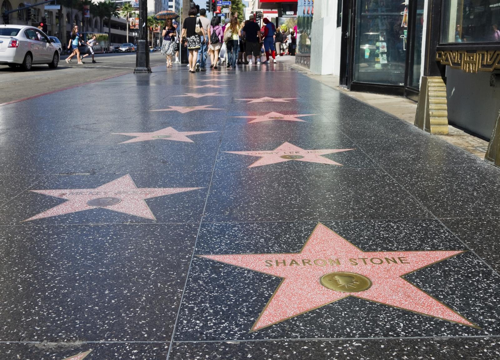 Bildergebnis für walk of fame