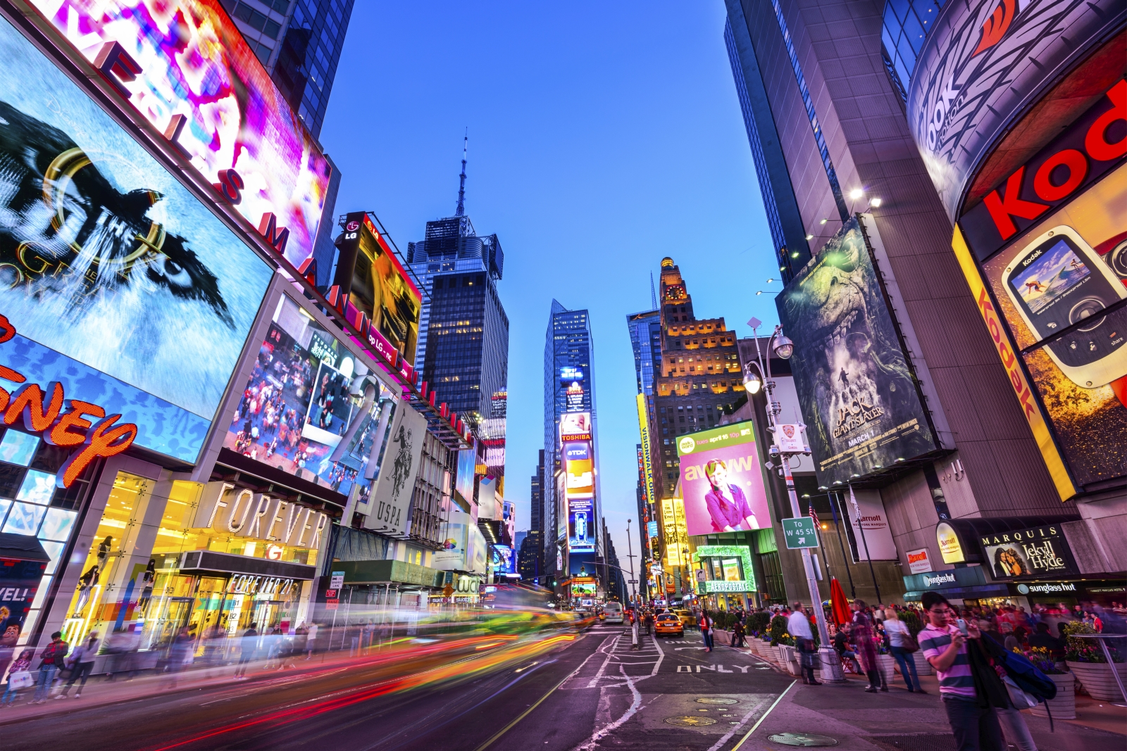 Best Time Square Restaurants Nyc