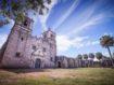 Die Mission Concepcion ist eine von fünf berühmten spanischen Missionen in San Antonio.