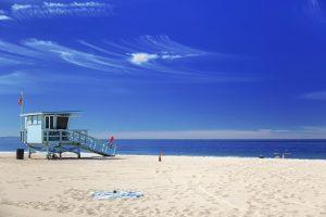 Hermosa Beach - der wohl hippste Strand in der Nähe von Los Angeles.