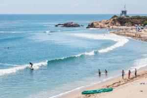 Leo Carrillo State Beach: Wer sich erholen möchte, der ist hier genau richtig.