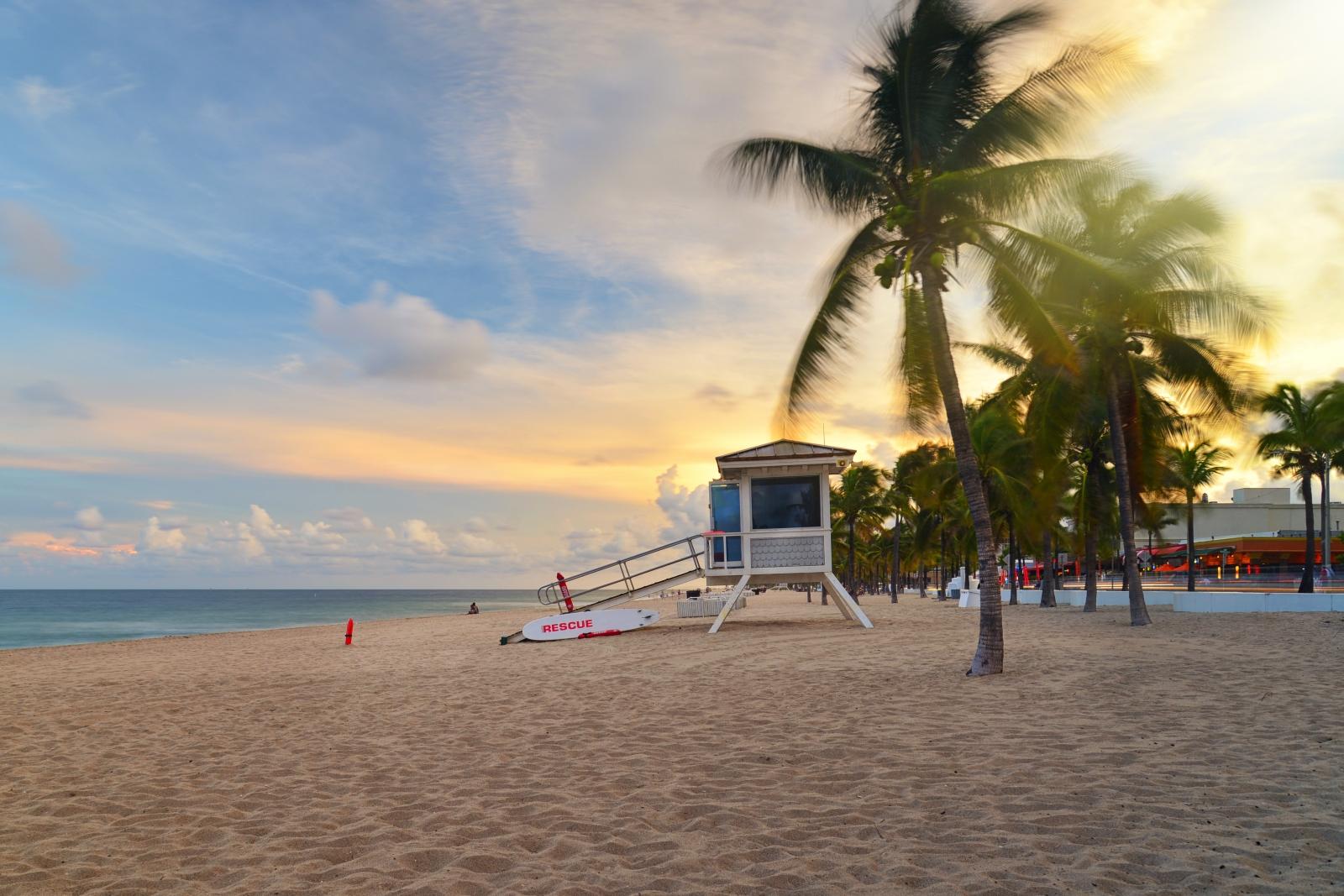 Las Olas Beach Fort Lauderdale Fl