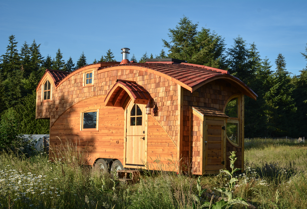 Tiny house so wird das reisen revolutioniert for Minihaus mobil