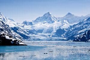 Der Glacier-Bay-Nationalpark liegt im Süden von Alaska.