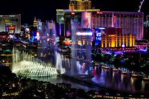 Las Vegas verzeichnet einen Besucherrekord – erhält aber immer mehr Konkurrenz.