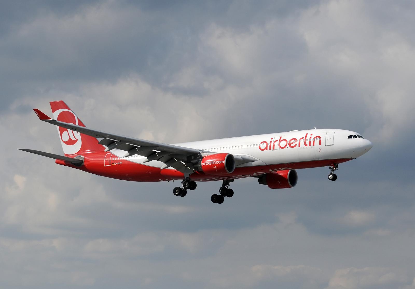Air Berlin Fliegt Von Düsseldorf Nach Orlando