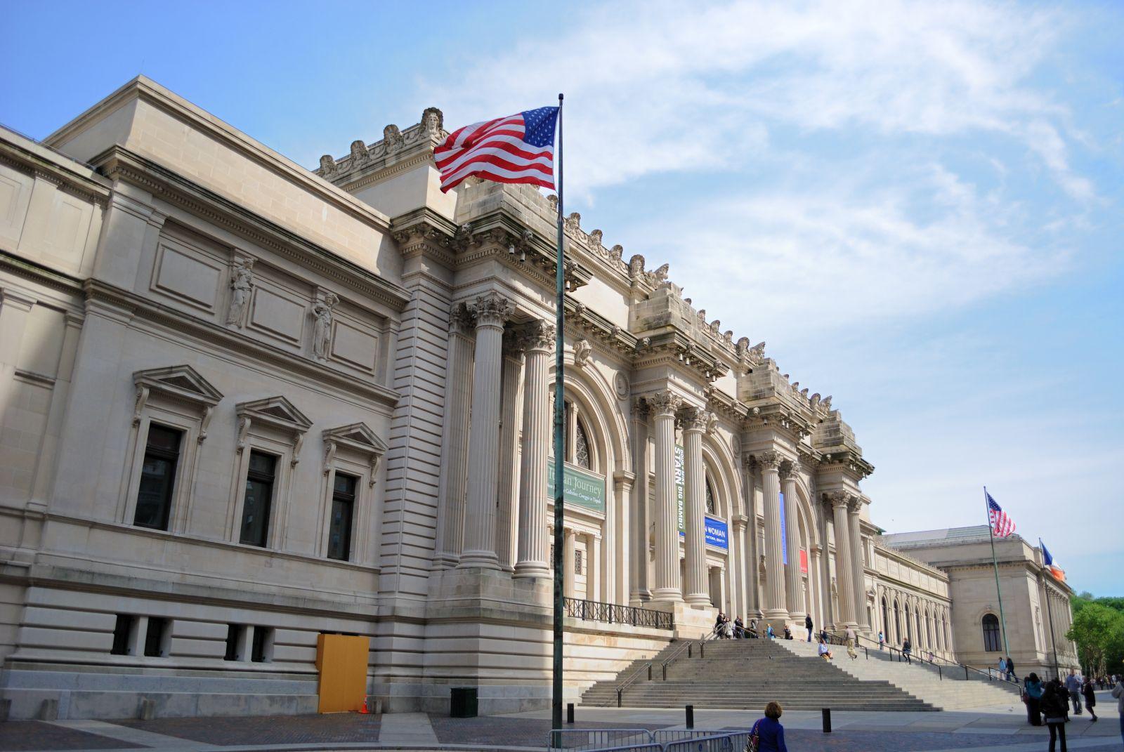 Metropolitan museum of art ab dem 1 m rz kostenpflichtig for Nyc metropolitan museum of art
