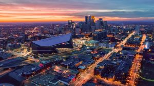 Der 52. Super Bowl am 4. Februar 2018 wird im U.S. Bank Stadium in Minneapolis stattfinden.