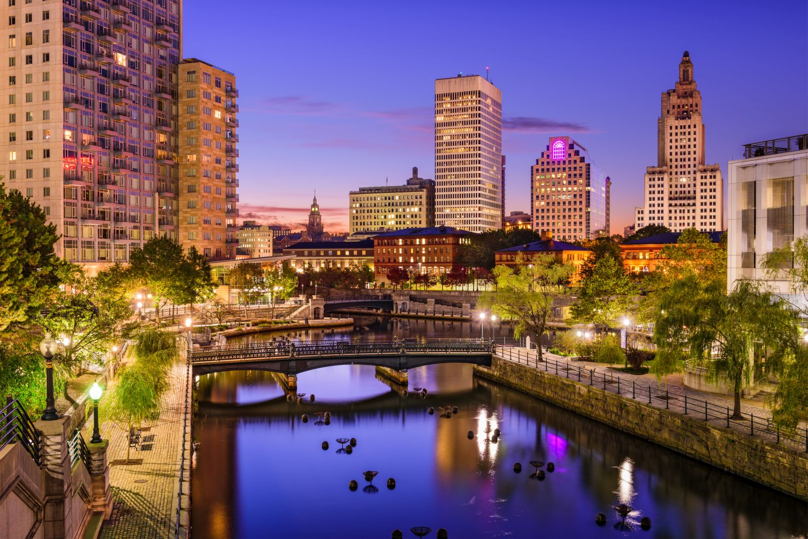 Dem Providence Rhode Island