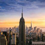 Das Empire State Building wurde am 1. Mai 1931 eröffnet.