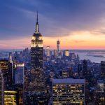 Auch in der Nacht sieht das Empire State Building atemberaubend aus.