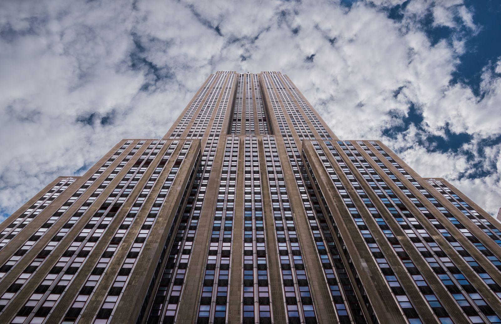 Empire State Building – weltberühmter Wolkenkratzer in New York City