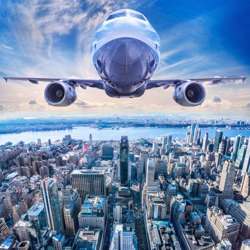 Wurde ein Flug in die USA annulliert, kann der Passagier am nächsten Tag mit einer anderen Maschine fliegen.