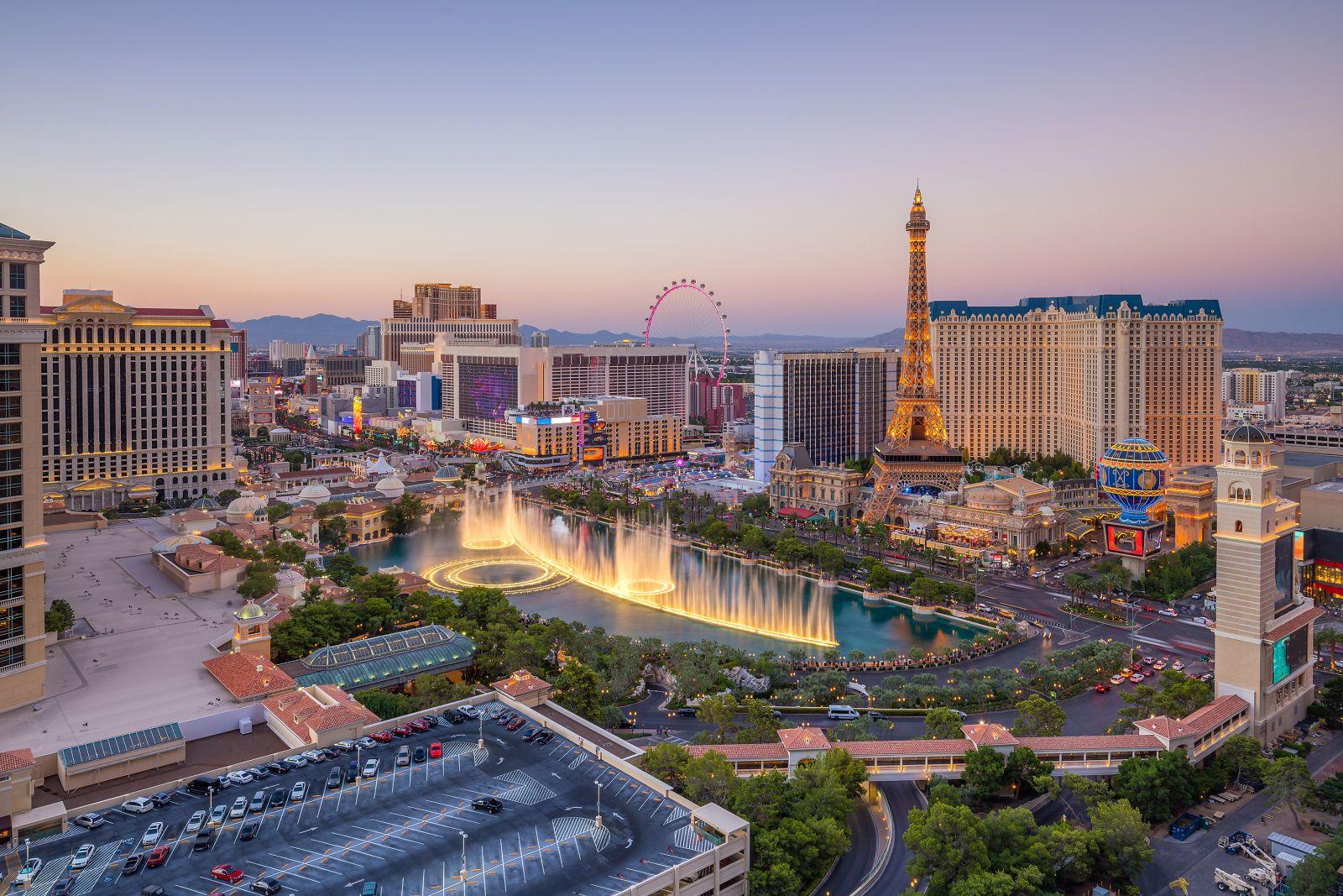 Aus der gesamten Welt reisen Casinofans und Touristen an, um Las Vegas und seine Casinos kennenzulernen. Dennoch sind Casinos in den meisten Bundesstaaten illegal oder nur unter Beschränkungen zugelassen.