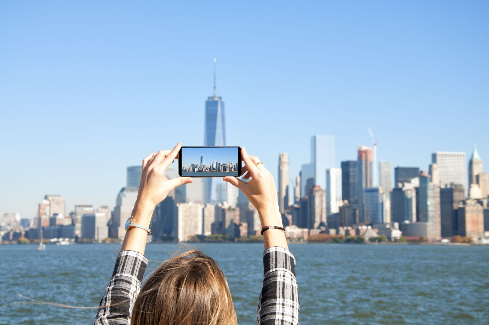 One World Trade Center in New York - Das höchste Gebäude der USA