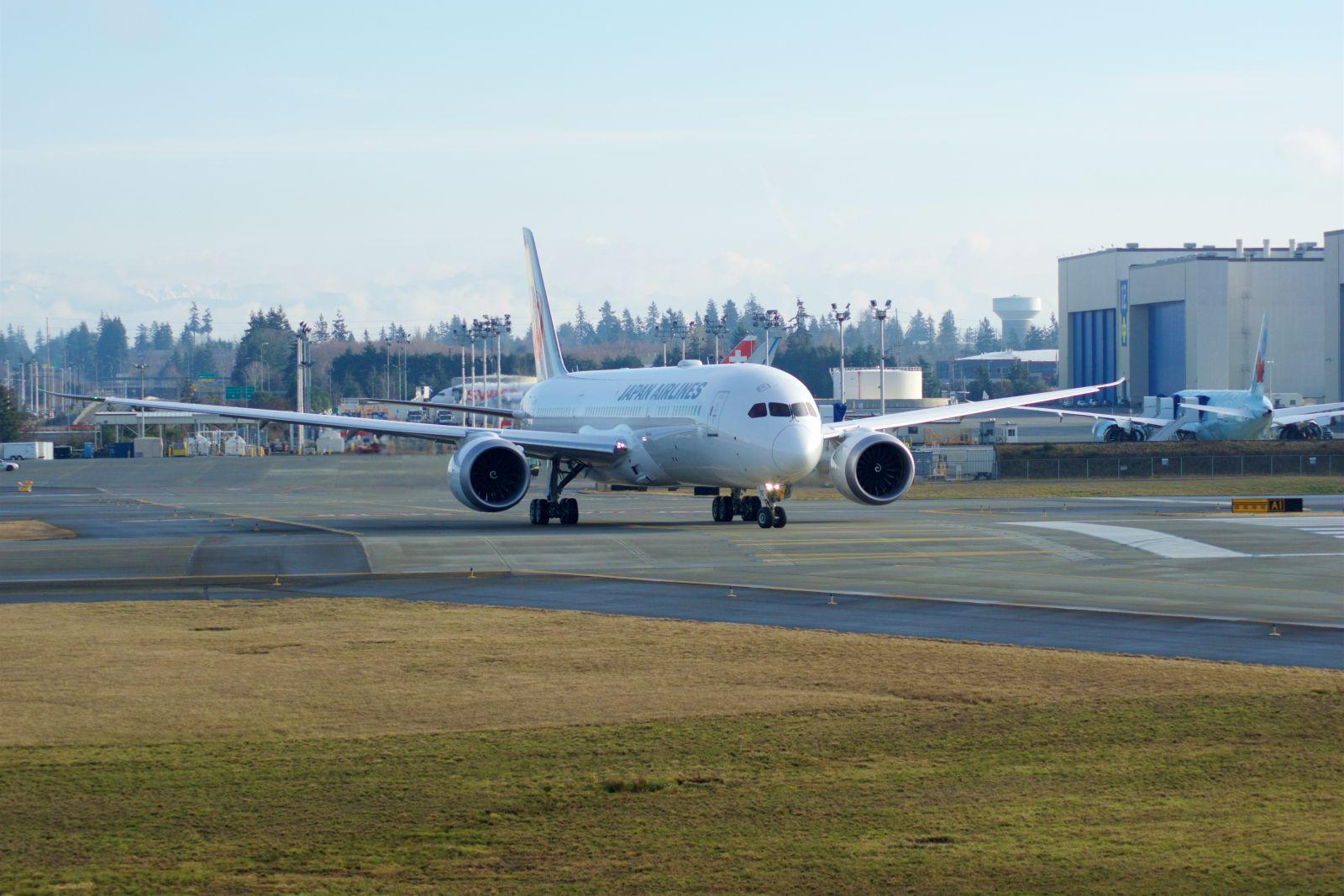 Seit März werden am Airport Paine Field nicht mehr nur die Boeing-Modelle 747, 767, 777 und 787 gebaut, sondern auch normale Linienflüge angeboten.