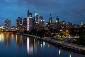 Mit rund 1,6 Millionen Einwohnern ist Philadelphia die sechstgrößte Stadt der USA.