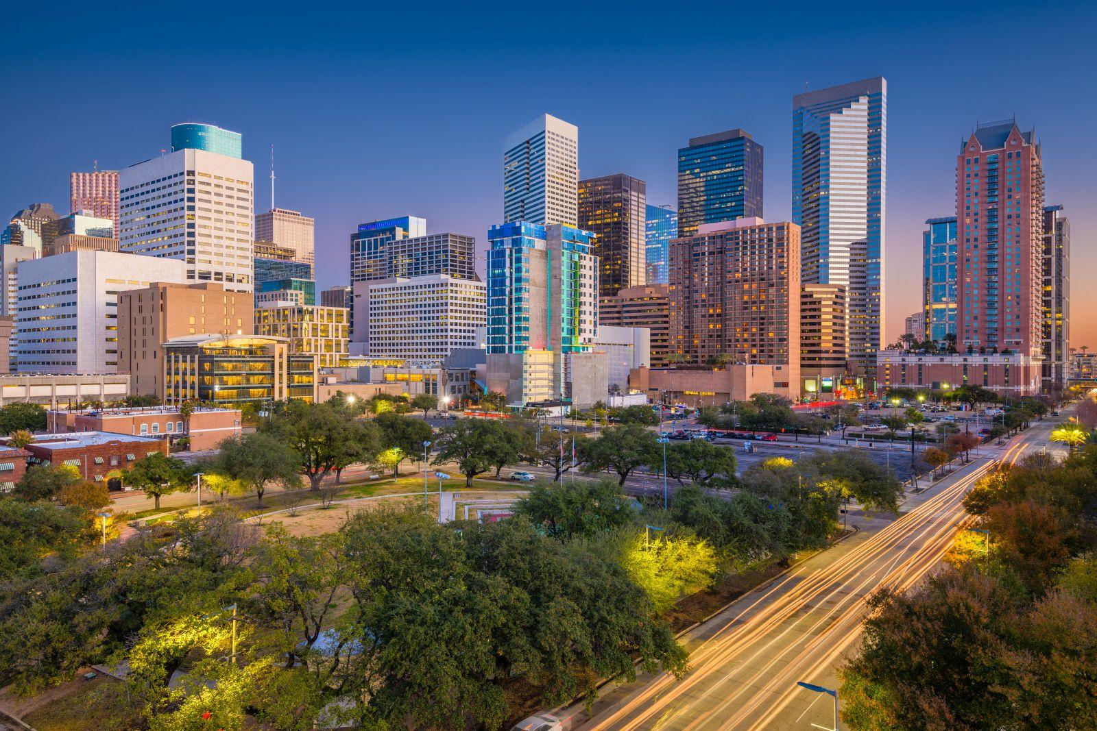 Die Größte Stadt Der Usa